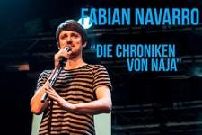 Fabian Navarro: Die Chroniken von Naja - Slam Poetry Solo Show