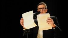 Volker Strübing - SLAM POETRY SOLO SHOW - Eintritt 7€ - präsentiert von Slam A Rama