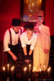 Heaven & Hell Trio (Daniel Malheur)