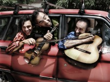 Tzigan Gypsy Tango Trio (ARG)