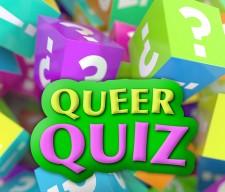 QueerQuiz (Beginn 19.30 Uhr) - mit Anmeldung